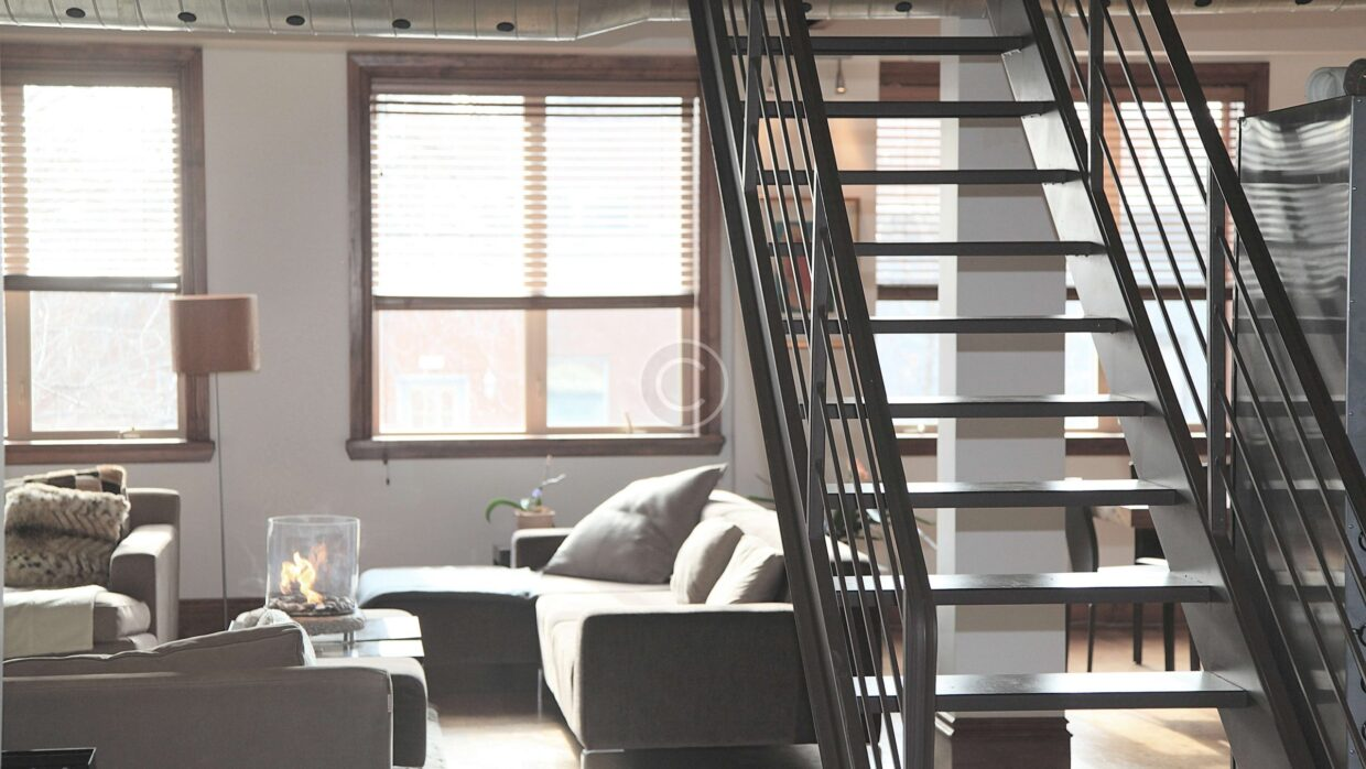 Dedicating Areas for Open-plan Living