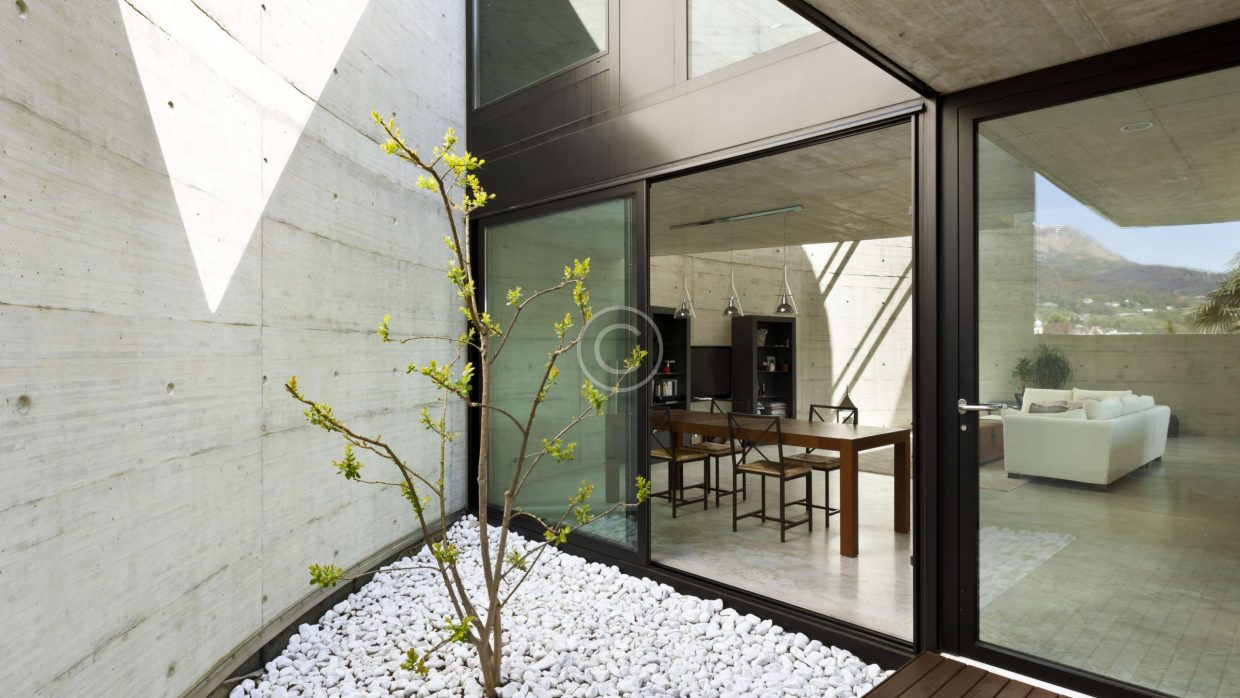 Trend Using the Look of Natural Concrete
